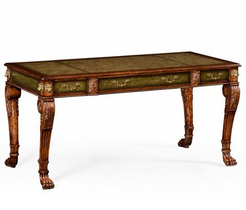 Jonathan Charles - Italian Lions Paw Desk - 492173