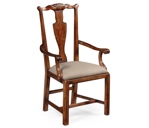 Jonathan Charles - Chippendale Country Arm Chair - 492278