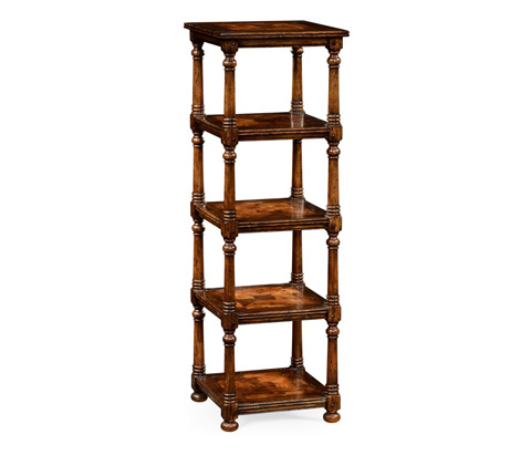 Jonathan Charles - Oyster Five-Tier Etagere - 493427
