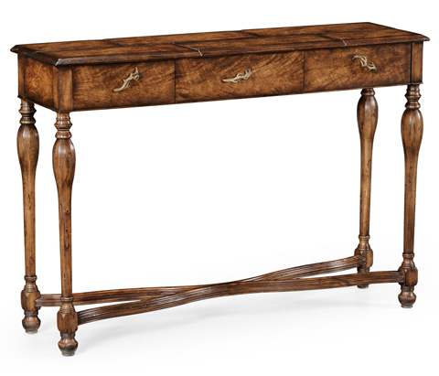 Jonathan Charles - Rustic Large Console - 493906