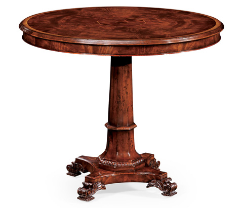 Jonathan Charles - Regency Octagonal Pier Table - 493940