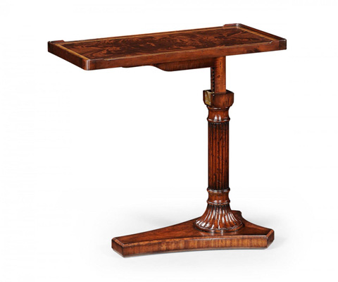 Jonathan Charles - Mahogany Adjustable Sofa Table - 494137