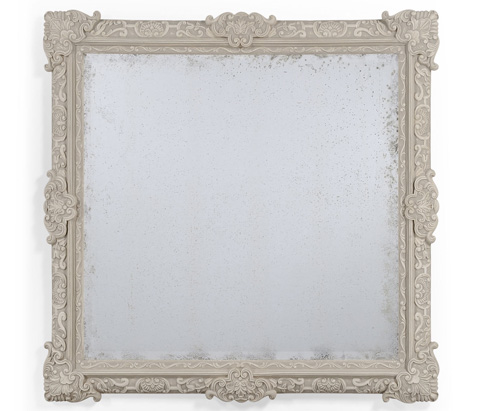 Jonathan Charles - French Style Grisaille Mirror - 494181