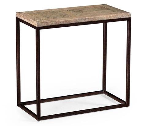 Jonathan Charles - Limed Oak Side Table - 494534