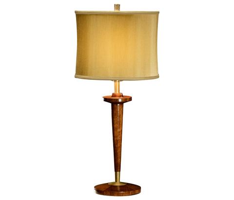 Jonathan Charles - Hyedua Tapering Column Table Lamp - 494973