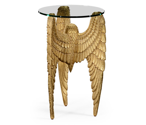 Jonathan Charles - Three Winged End Table - 494982