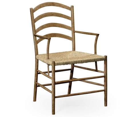 Jonathan Charles - Glendurgan Arm Chair - 530003-WO-AC