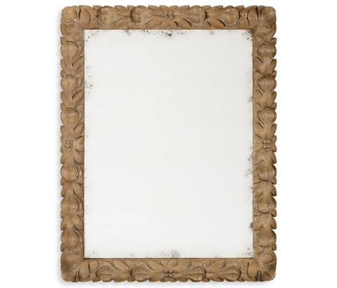 Jonathan Charles - Wrenbury Rectangular Mirror - 530062