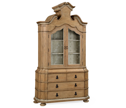 Image of Oulton Cabinet with Glass Doors