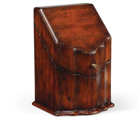 Jonathan Charles - Mahogany Knife Box - 492986