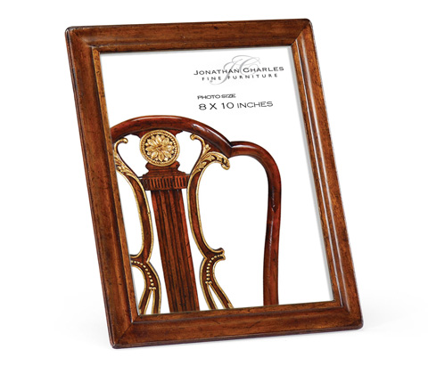 Jonathan Charles - Concave Moulding Picture Frame - 493333