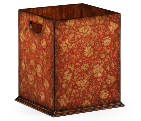 Image of Chinoiserie Waste Bin