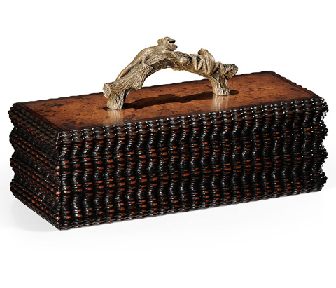 Image of Gadrooned Box
