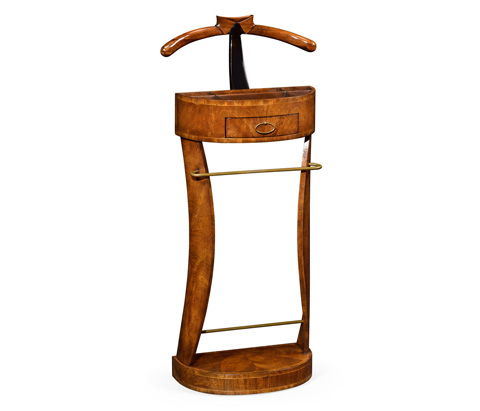 Image of Valet Stand With Collar and Tie