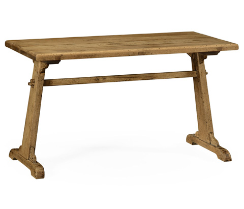 Image of Natural Oak Tavern Dining Table