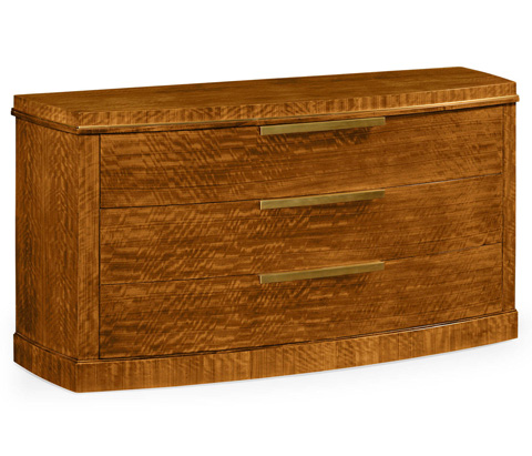 Image of Contemporary Three-Drawer Chest