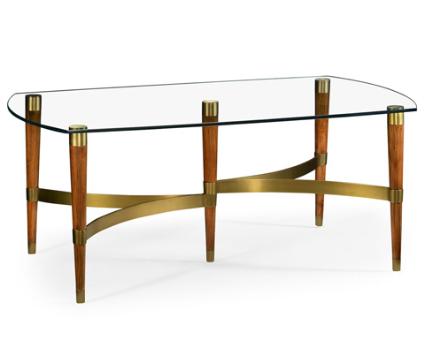 Image of Hyedua Wood Coffee Table