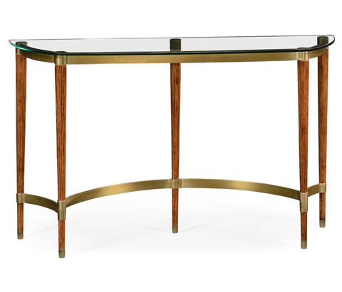 Image of Hyedua Wood Console