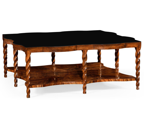 Image of Twist Square Coffee Table