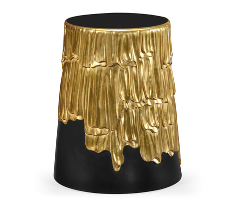 Image of Gilded Lamp Table