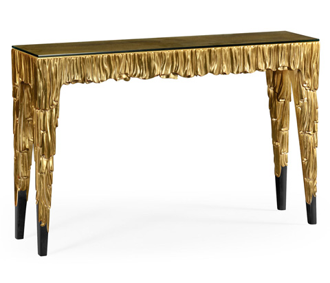 Image of Gilded Console