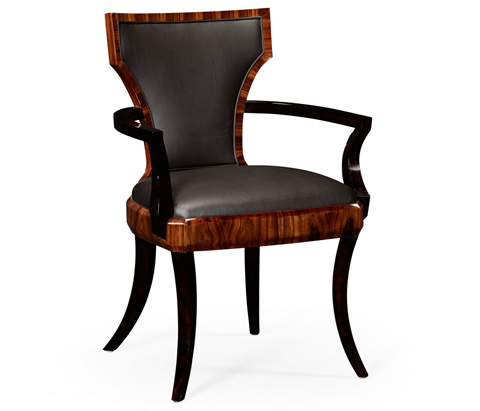 Image of Art Deco Arm Chair
