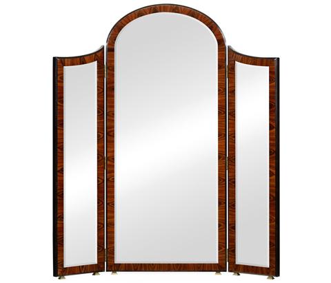 Image of Art Deco Style Full Length Triple Dressing Mirror