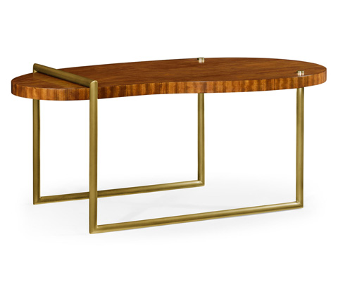 Image of Mid-Century Asymmetric Coffee Table