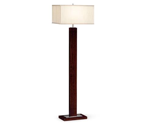 Jonathan Charles - Rectangular Floor Lamp - 495451-BEC