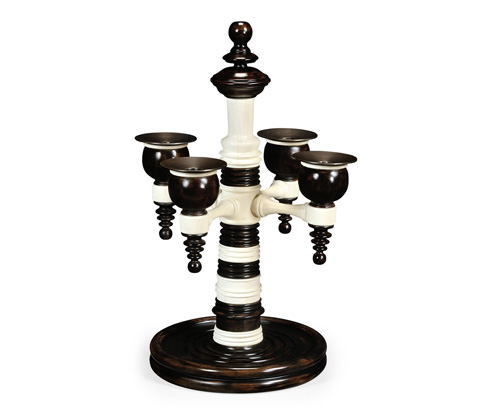 Image of Saratoga Four Branch Candelabra
