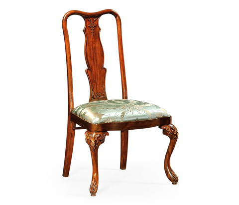 Image of Mahogany Dining Side Chair