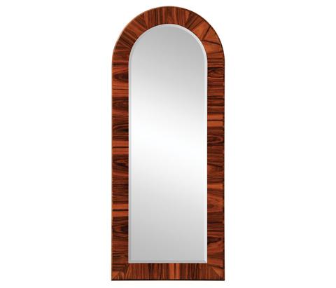 Image of Full Length Mirror in Satin