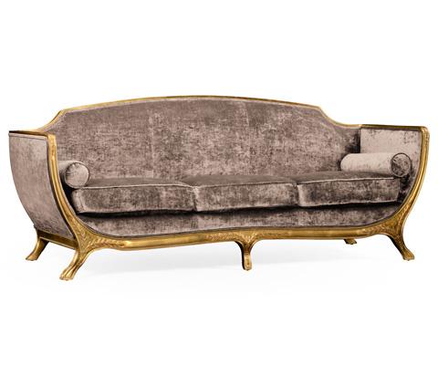 Image of Empire Style Sofa