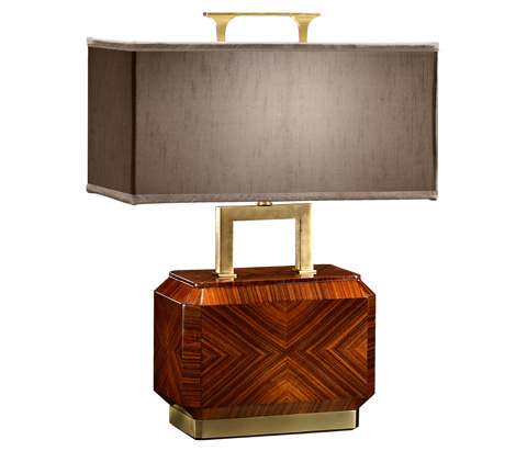 Image of Tea Caddy Table Lamp