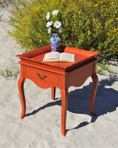 Justin Camlin - Wyboo Plantation Side Table - JC100