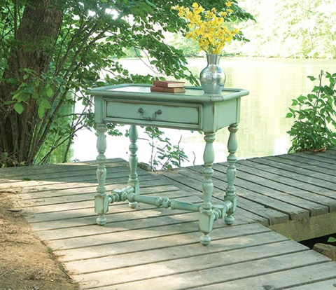 Image of Bull Pond Side Table