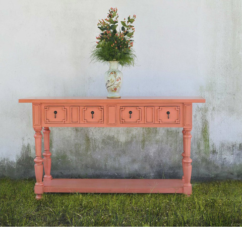 Image of Rice River Console Table
