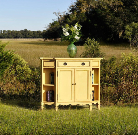 Image of Winyah Creek Console Cabinet