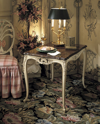 Image of Louis XV Lamp Table