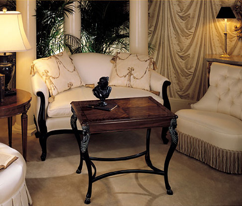 Image of Caryatid End Table