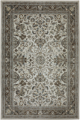 Image of Newbridge Sand Stone Rug- 9ft 6in x 12ft 11in