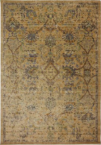 Karastan - Pasha Cream Rug- 9ft 9in x 12ft 8in - RG817-238-9'9X12'8