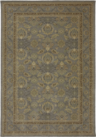 Karastan - Pescara Gray Rug - 9ft 9in x 12ft 8in - RG818-471-9'9X12'8