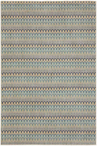 Karastan - Seabridge Beige Rectangle 5' 3