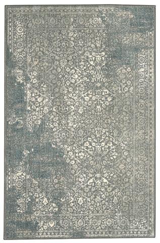 Karastan - Ayr Willow Grey Rectangle 5' 3
