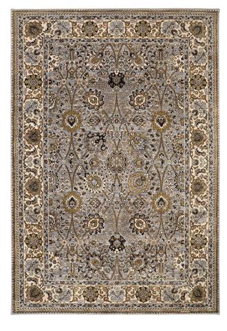 Karastan - Aden Silver Rectangle 5' 3