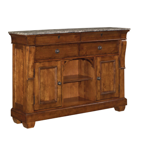 Kincaid Furniture - Sideboard with Marble Top - 96-090M