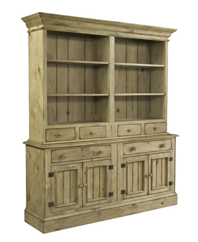 Image of Open Hutch