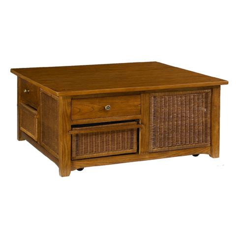 Kincaid Furniture - Bailey Square Cocktail Table - 2890-35