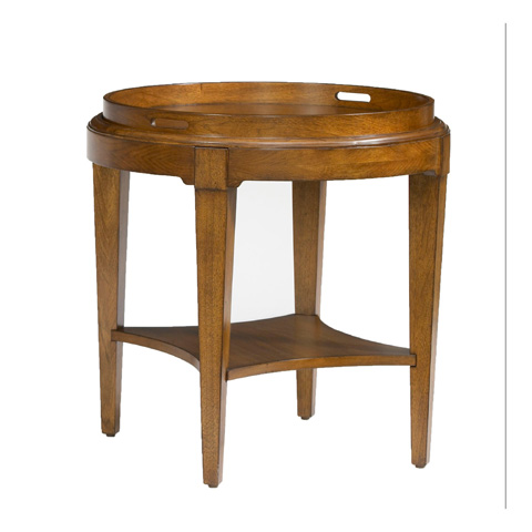 Kincaid Furniture - Fushion Round End Table - 2894-34